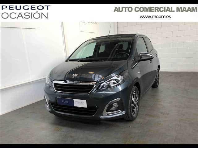 Peugeot 108 1.0 vti top! allure 53 kw (72 cv)