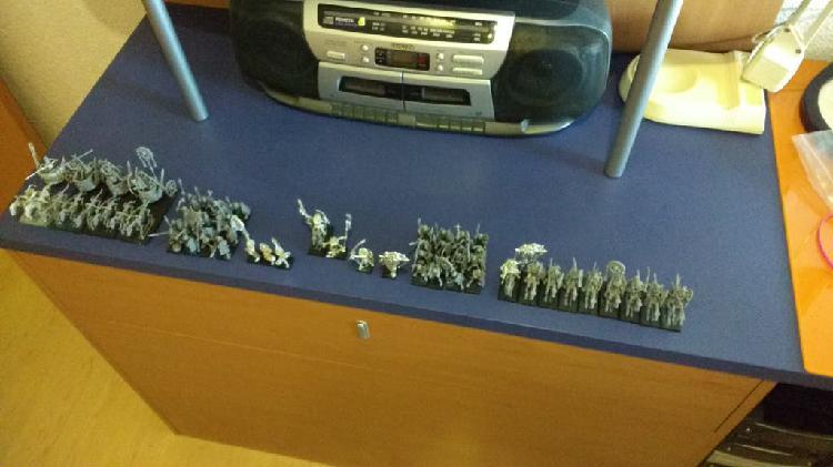 Reyes funerarios warhammer fantasy