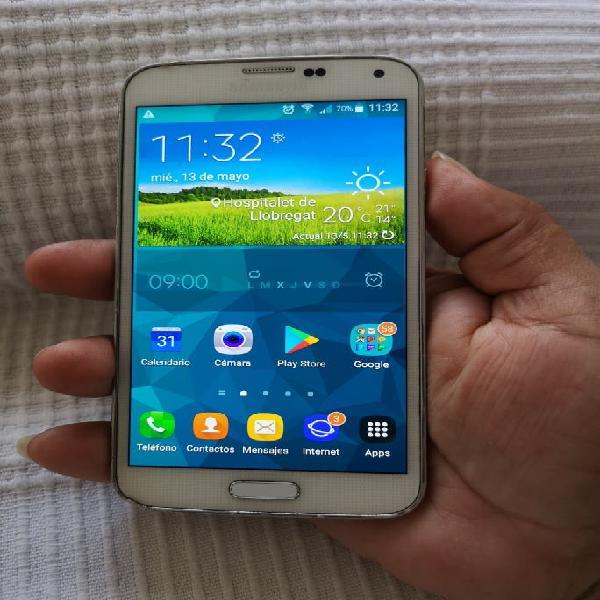 Samsung galaxy s5 libre 16 gb