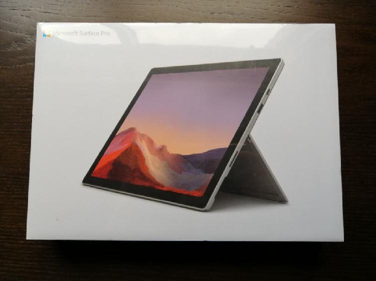 Surface pro 7 + teclado