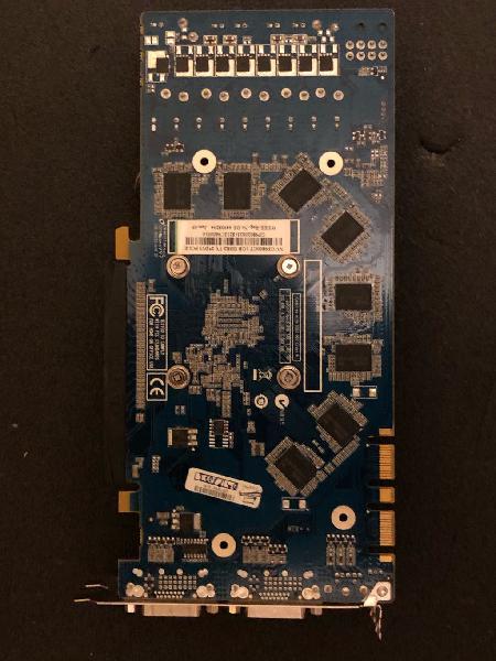Tarjeta grafica nvidia geforce 9800 gt 1gb