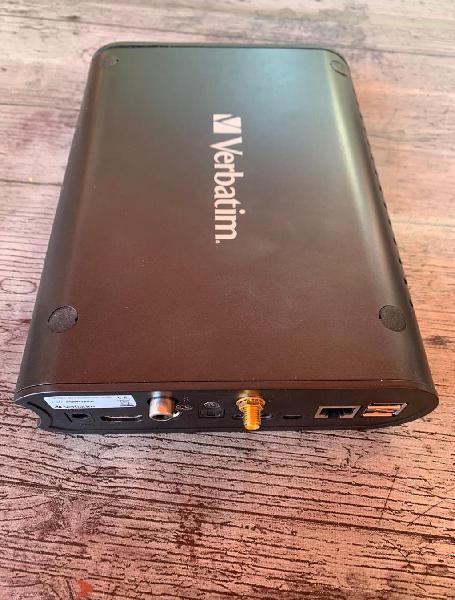Verbatim Mediastation Pro 750GB