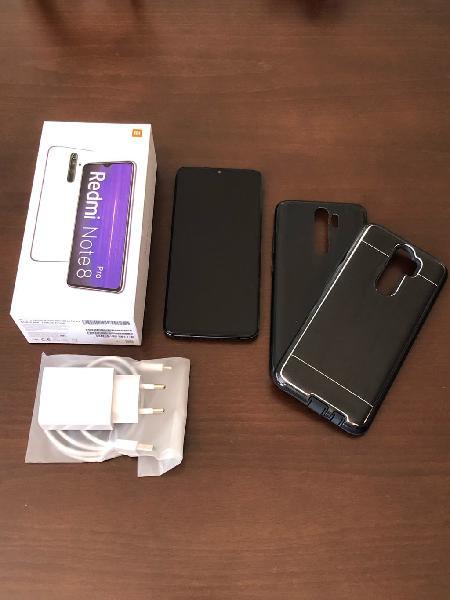 Xiaomi redmi note 8 pro 128 gb black