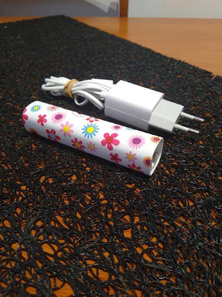 Bateria externa usb
