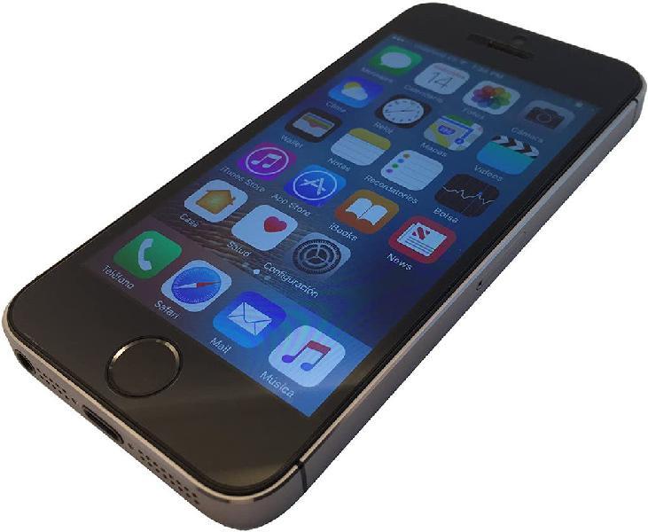 Iphone 5s 16gb en perfecto estado