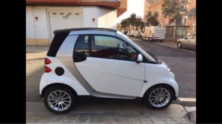 Smart fortwo diesel cabrio 2013