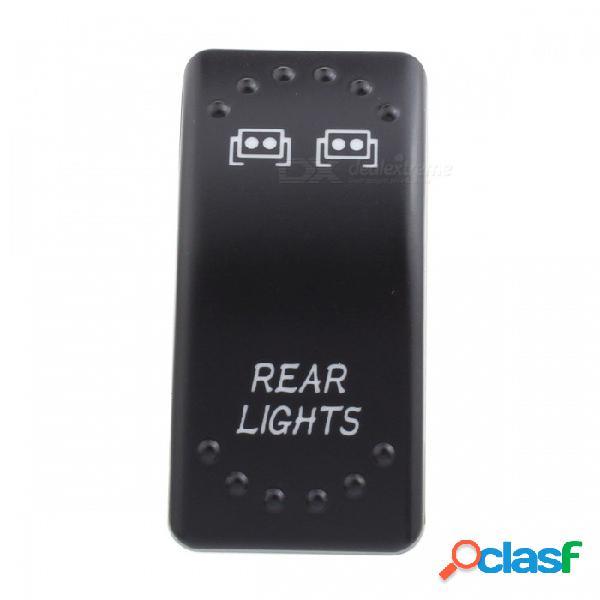 Interruptor con./desc. del interruptor del eje de balancín del prendedero del interruptor de la luz posterior del mz 5 para la luz del trabajo del led