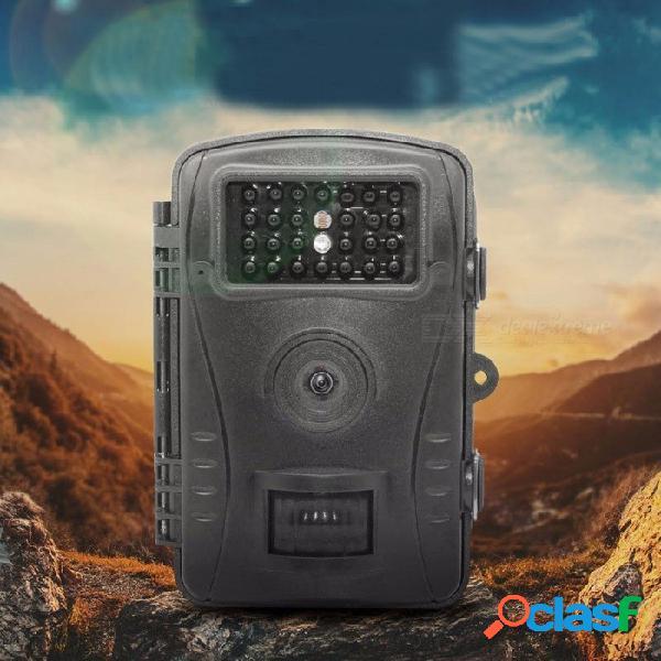 Cámara de caza al aire libre infrarrojo 720 p 940nm hd gran ángulo de detección de movimiento a prueba de agua cámara de rastreo ir flash como la imagen