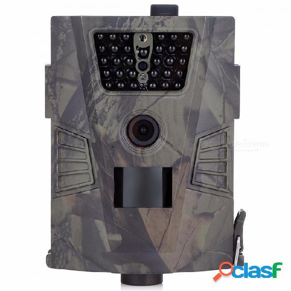 Outlife ht-001 sendero de caza cámara cámara salvaje gprs ip54 940nm visión nocturna para trampas fotográficas de animales caza cámara ejército verde