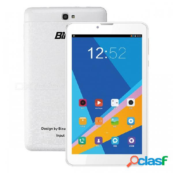 Tablet pc binai x7 3g de cuatro núcleos con android 6.0 wi-fi gps 3g 7quot con 1 gb de ram, 8 gb de rom