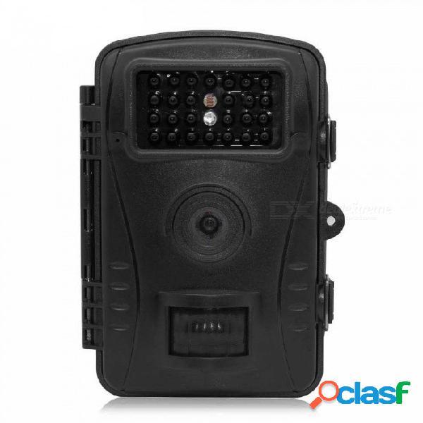 720 P cámara de caza infrarrojo 940NM HD gran ángulo detección de movimiento a prueba de agua al aire libre cámara de rastro de caza IR flash negro 940NM