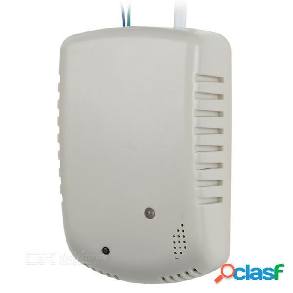 Alarma de fugas de gas para el hogar / alarma de monóxido de carbono / sistema de alarma de humo - beige