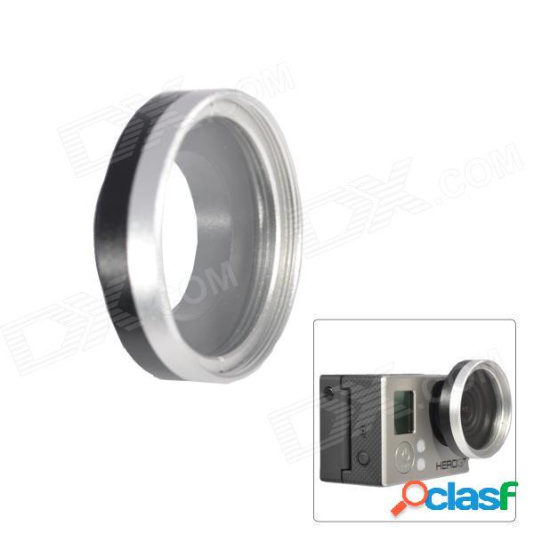 Gato gordo a-u3 profesional alta transmitancia 37mm fpv lente uv protectora para héroe gopro 4/3 + / hero3