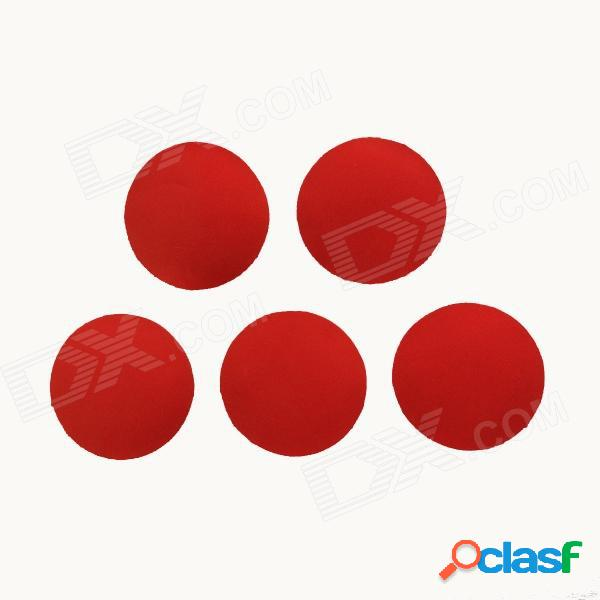 Impermeable de alta seguridad duradera hebilla super pegamento para el deporte de la cámara / gopro héroe 4/2 / 3/3 + - rojo