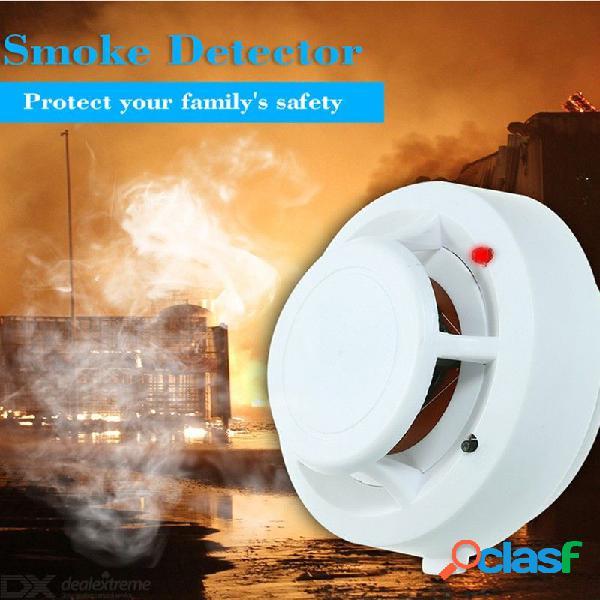 Sensor de protección contra incendios con sensor de humo independiente de alta seguridad para sistema de alarma independiente para el hogar / tienda / hotel / fábrica