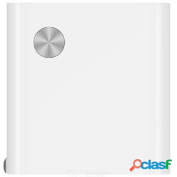Xiaomi power bank 5000 mah + cargador 2 en 1 cargador portátil para teléfono móvil tablet pc usb ios
