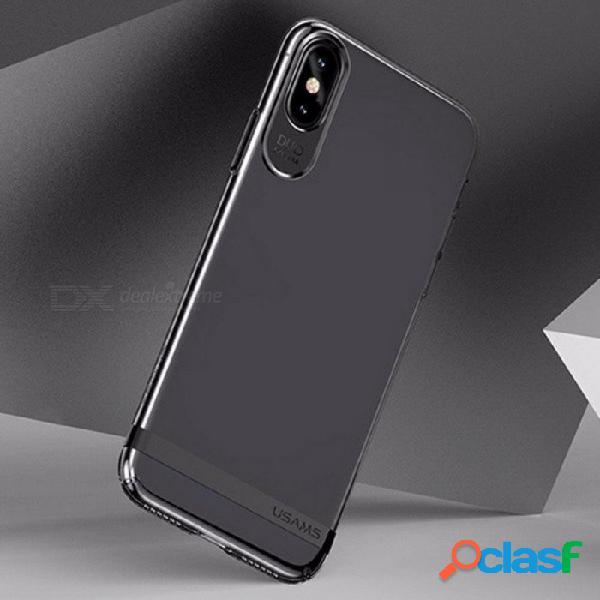 Funda para iphone x funda protectora de funda protectora de la funda protectora para iphone usams original original
