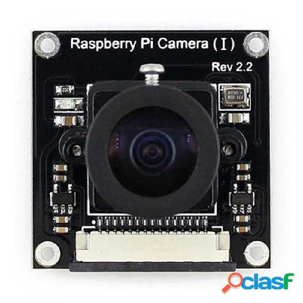 Waveshare módulo de la cámara de la lente de fisheye de 170 grados para la frambuesa pi (expediente video de la ayuda 1080p)