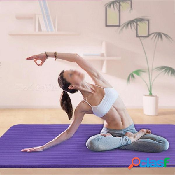 Cojín del ejercicio de la aptitud del gimnasio antideslizante de la espuma suave de eva, estera plegable plegable enrollable antideslizante de la yoga del piso de los pilates