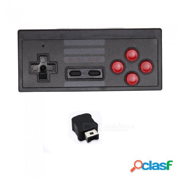 Gamepad de la consola del controlador inalámbrico 2.4g de kitbon para nintendo nes classic mini edition