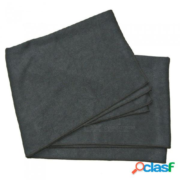 "Verde mundo de calidad superior suave lavable toalla de yoga de microfibra 185 x 63 cm / 25"" x 72"", alfombra de playa púrpura"