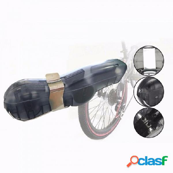 Dispositivo de lavado de la cadena de bicicleta portátil dispositivo de lavado de la cadena de bicicleta cadenas de ciclismo limpiar la máquina cepillos lavador herramienta de lavado