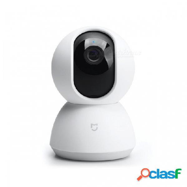 Cámara ip xiaomi mijia original cámara web 720p con cámara ip w / wi-fi / visión nocturna - enchufe reino unido