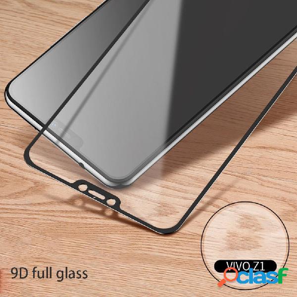 Teléfono móvil de cristal templado protector de pantalla completa frente azul claro película para vivo z1