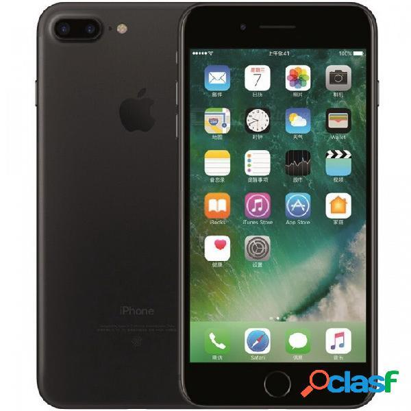 Cámara iphone 7 plus de 32gb / 128gb / 256gb de cuatro núcleos y 12.0mp para teléfono móvil - desbloqueado, usado