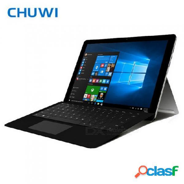 La nueva tableta chuwi surbook windows 10 intel apollo lake n3450 de cuatro núcleos 12.3 quot pc con 6gb ram 128gb rom + teclado (enchufe de la ue)