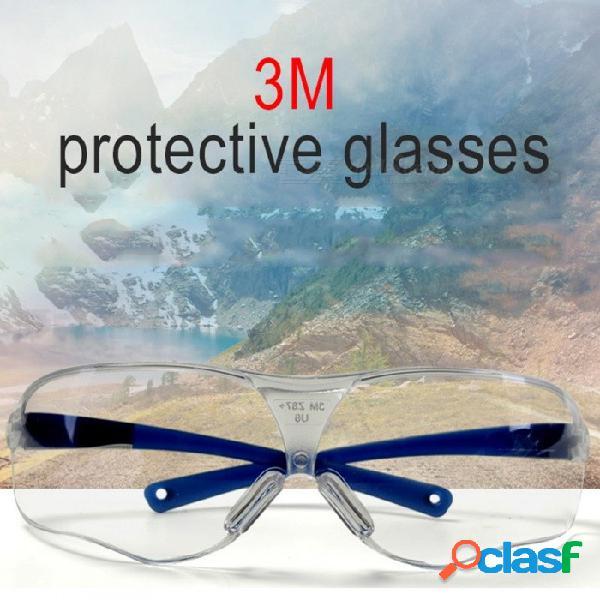 Gafas antideslizantes a prueba de viento, gafas de esquí, gafas para deportes al aire libre, gafas de sol uv400 de motocross para ciclismo, claras