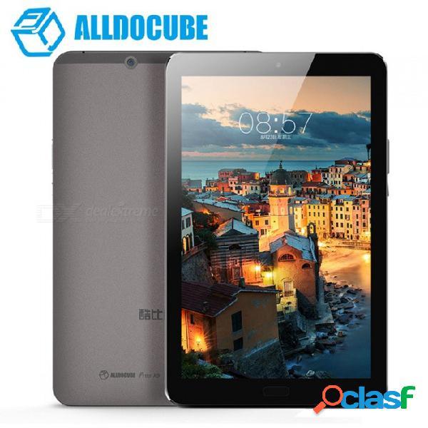 Alldocube u89 más libre x9 8.9 pulgadas 2560 * 1600 ips android 6.0 mt8173v quad-coretablet pc con 4gb de ram, 64gb rom - negro