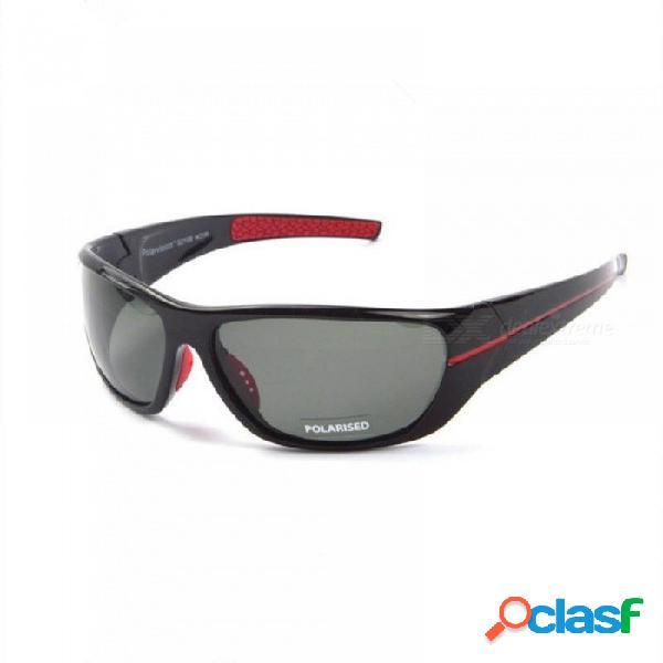 Hombres deportes gafas de sol polarizadas de pesca ciclismo gafas de sol al aire libre uv400 gafas de sol masculino oculos ciclismo