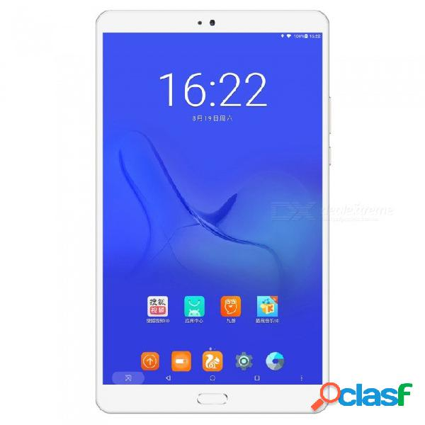 Teclast t8 8.4 pulgadas 2.5k pantalla táctil tableta pc con 4 gb de ram, 64 gb rom, 5400 mah batería blanca