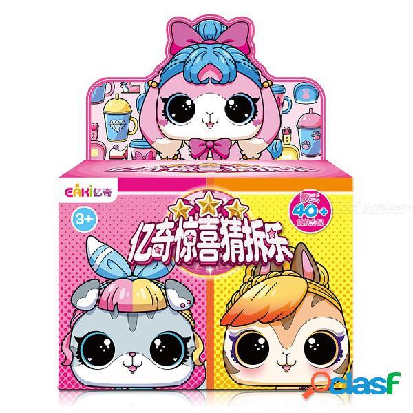 Nueva moda diy lol sorpresa muñecas niños juguetes princesa muñeca lol bola de bebé caja de regalo juguetes para niños año nuevo