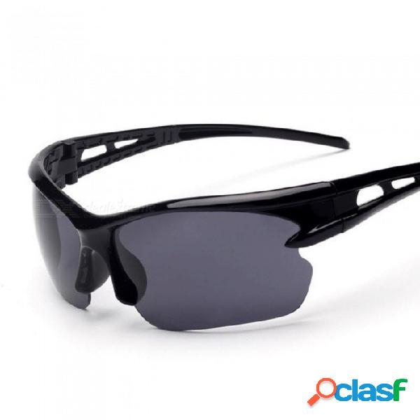Ipl gafas protectoras antivaho uv400 gafas a prueba de viento bicicleta motocicleta gafas de sol e luz gafas de soldadura láser de seguridad gris