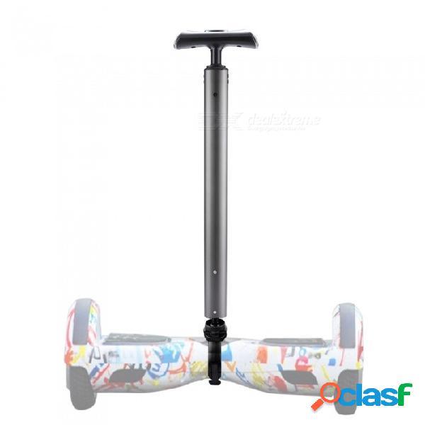 Ctsmart portátil de 6,5 pulgadas y 7 pulgadas de 10 pulgadas palanca universal del controlador del manillar del coche - gris