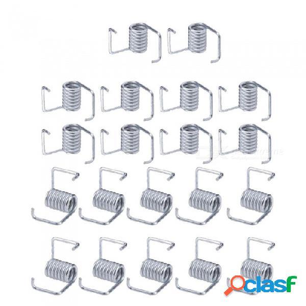 Accesorios de impresora 3d, tensor de correa, apriete fijo, correa de distribución elástica dedicada, adecuada para correa de distribución de 6 mm - 20pcs