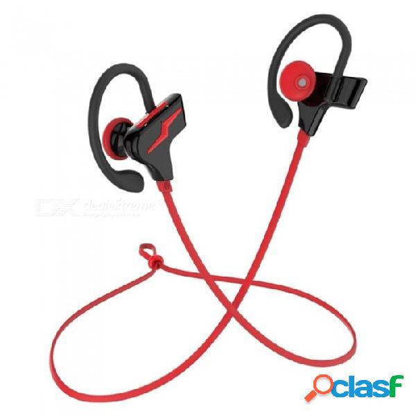 Auriculares inalámbricos bluetooth deportes auriculares estéreo auriculares auriculares auriculares a prueba de agua para samsung xiaomi teléfono móvil