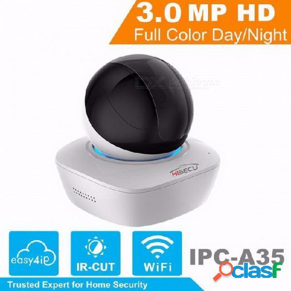 Cámara ipc-a35 oem dahua wifi para interiores cámara inalámbrica ip de 3 mp cámara 16x wi-fi incorporada altavoz incorporado sensor de imagen tamaño 1/3 foco 3.6mm