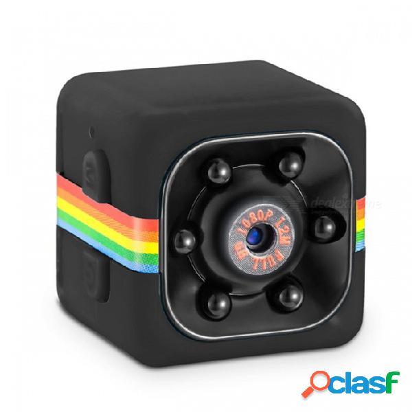 Cámara veskys mini hd 1080p con visión nocturna por infrarrojos, grabadora de datos del vehículo, dv exterior para deportes