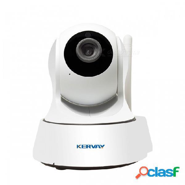 720p hd wi-fi p2p cámara ip sistema de vigilancia de seguridad para el hogar, oficina, escuela (enchufe de los estados unidos)