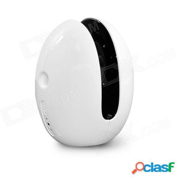Mocreo echoes altavoz bluetooth 5w inalámbrico portátil w / interruptor táctil, micrófono incorporado - blanco
