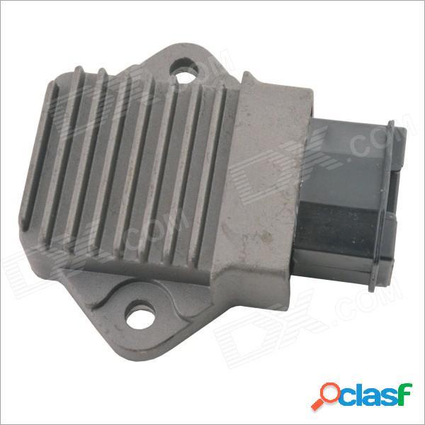 Repuesto del regulador del rectificador del voltaje de la motocicleta de yhc-sh603-12 para honda - gris oscuro
