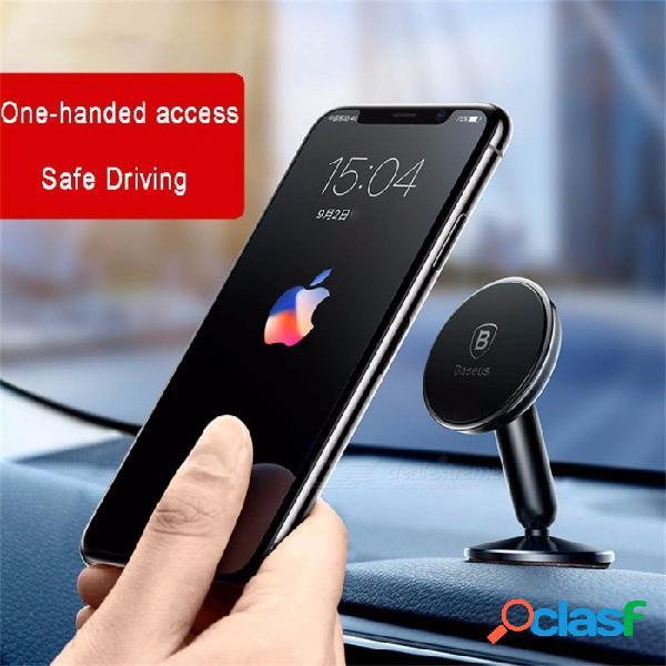 Soporte de coche baseus para el teléfono en el soporte universal magnético del coche del soporte del coche del coche