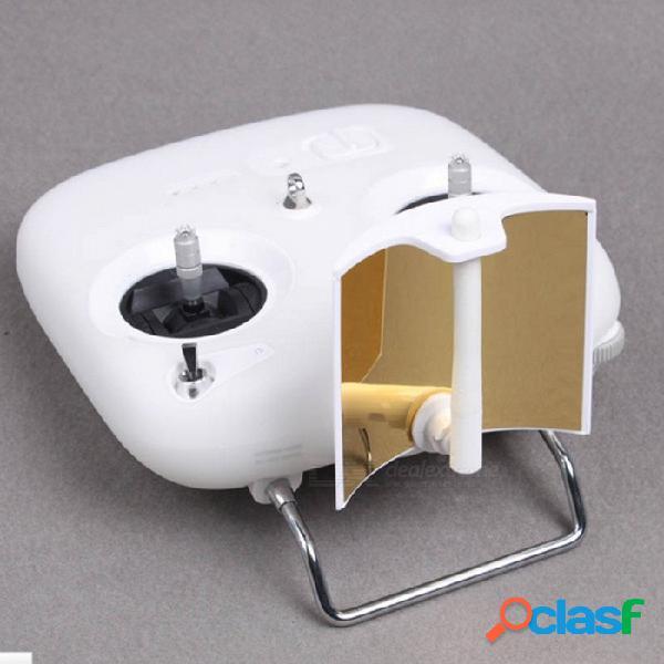 Abejón profissional accesorios antena amplificador / amplificador de señal para el control remoto dji phantom 3 standard / 3 se