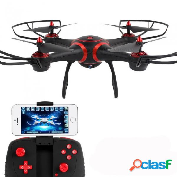 S7 wifi fpv rc helicóptero llevó la noche luz colorida rc quadcopter drone con cámara hd 720p juguetes