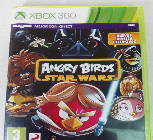 Angry birds star wars xbox 360 pal