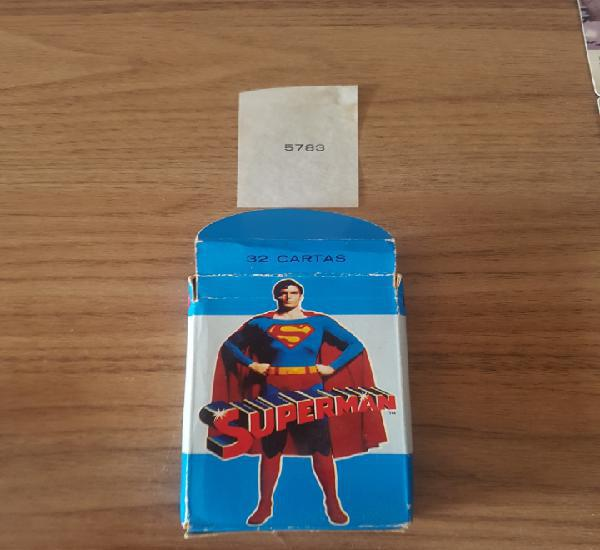 Cartas de superman fournier.
