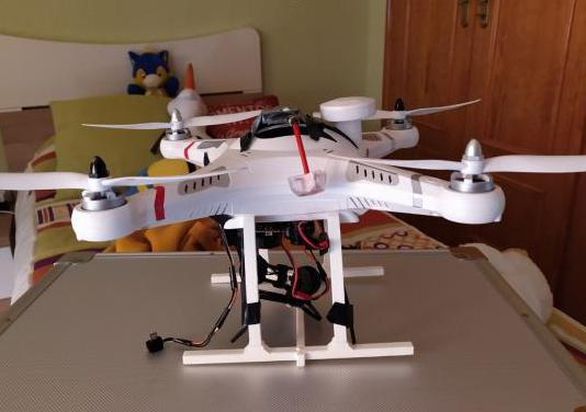 Dron cx20 con fpv